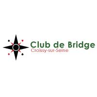 Logo Club de Bridge de Croissy sur Seine CBCS